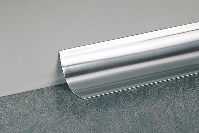 Sguscia inox bi30 for Profili per gradini in acciaio