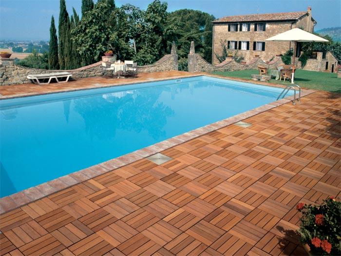 Pavimenti in legno per giardino beautiful pavimenti in legno per