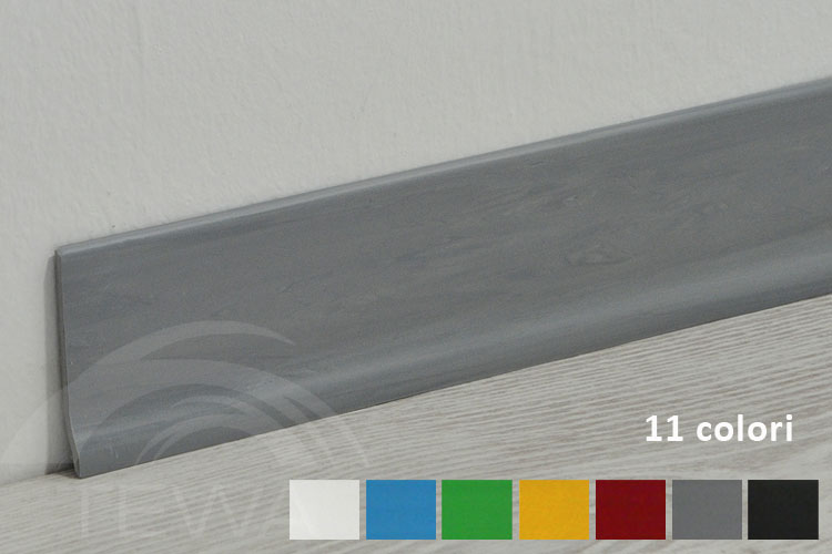 Battiscopa pvc vendita online for Parquet in pvc ikea